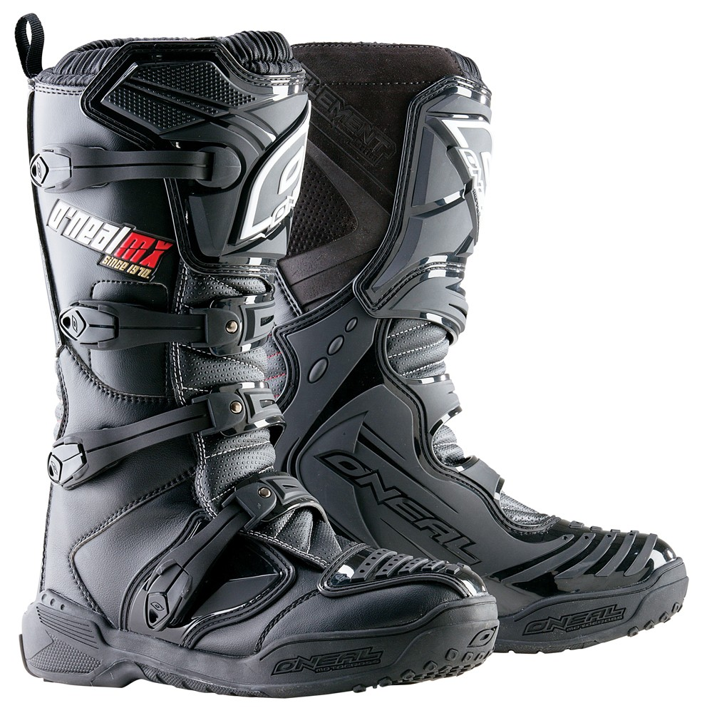 O'Neal Element Boot Black