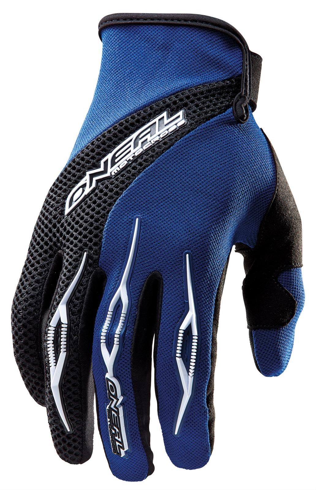 O'Neal Youth Element Gloves Blue