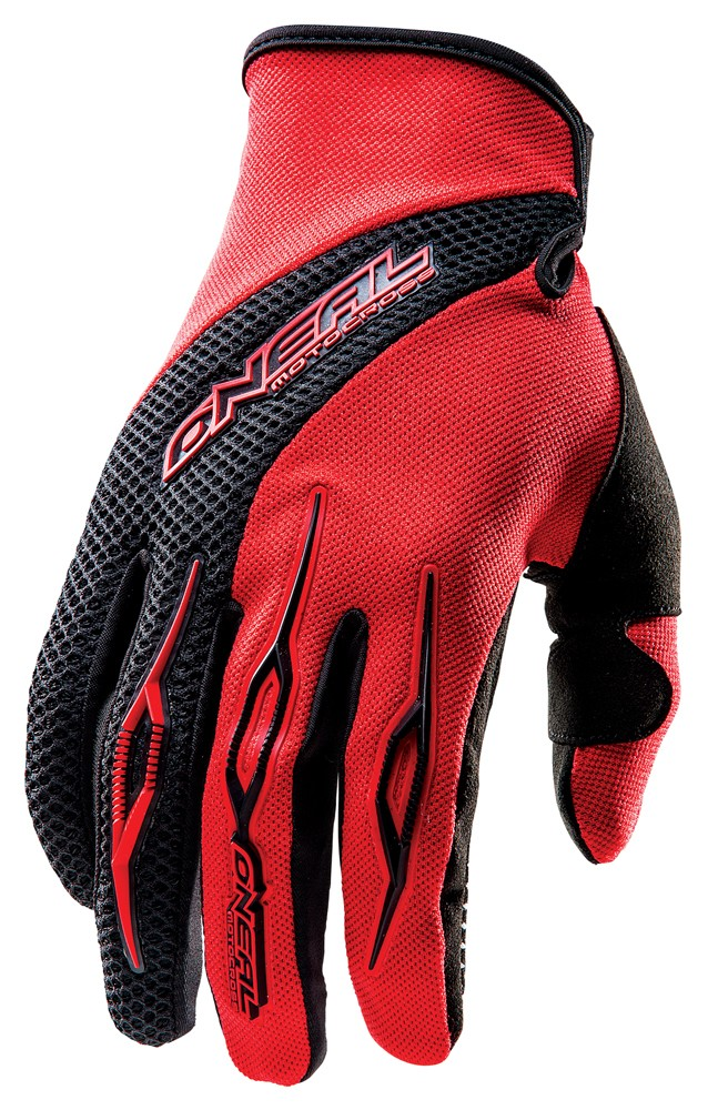 O'Neal Youth Element Glove Red