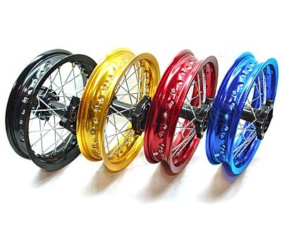 Rear Wheel-Aluminum Anodized_10 inch X 1.85 32H