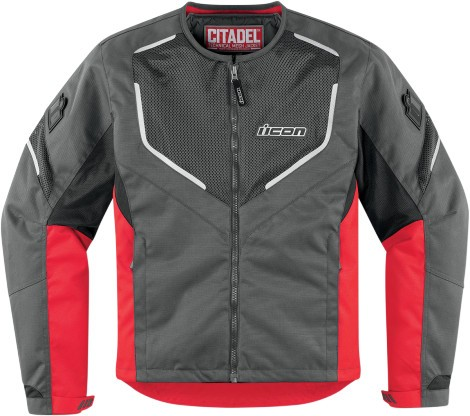 ICON-Citadel Mesh Jacket