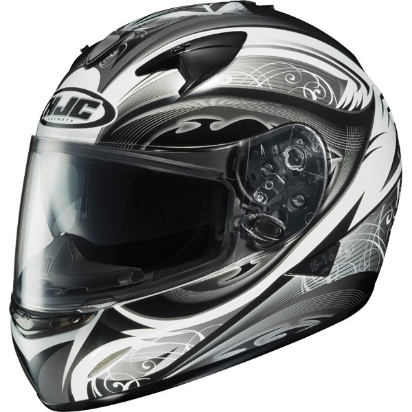 HJC Full-Face Street IS-16 Lash Helmet