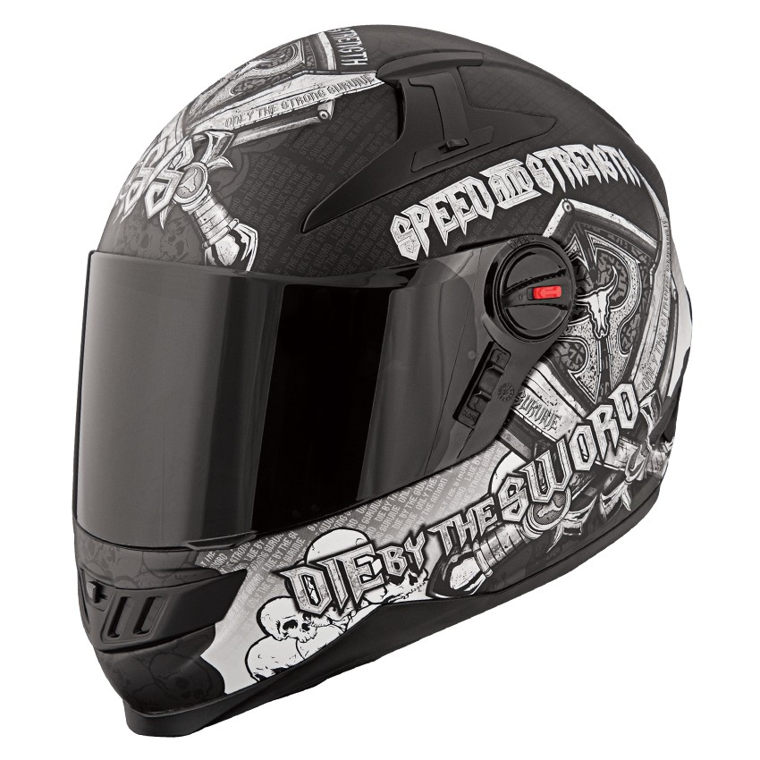 Speed And Strength Live By The Sword Ss1300 Helmet