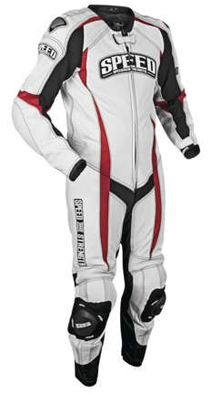 Speed and Strength Twist of Fate 3.0 Race Suit - White