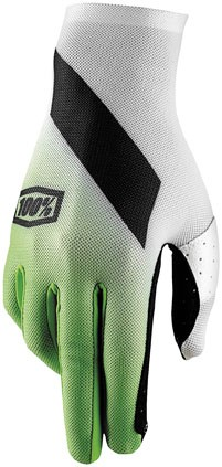 100% - Celium Gloves_Slant Lime