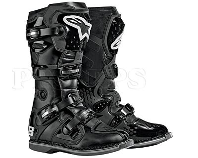 ALPINESTARS-TECH 8 Boot-blk