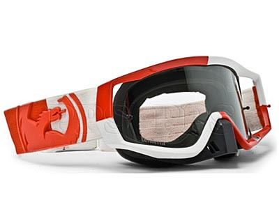Dragon-VENDETTA J BLOCK RED/WHT Goggle