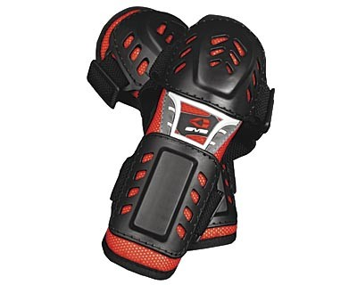 EVS-Option Elbow Guard_red
