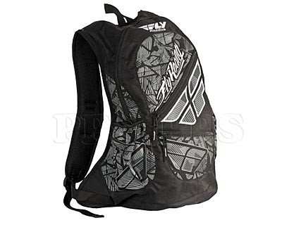 FLY-Jump Backpack_Blk/grey