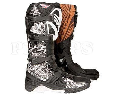 Fly-KINETIC MX Boot_Victory