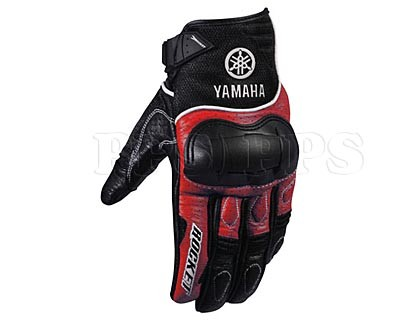 Joe Rocket-Yamaha Air Force Glove_red