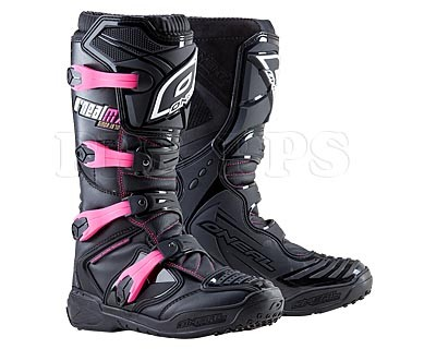 Oneal-ELEMENT BOOTS_pink/black