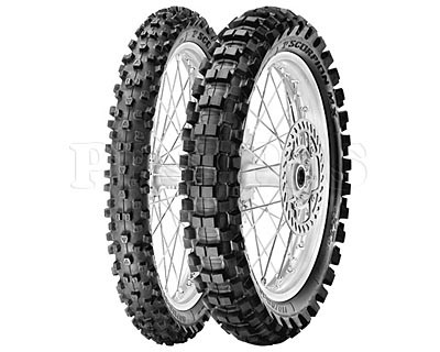 Pirelli-SCORPION MX MXMS Tire (m)