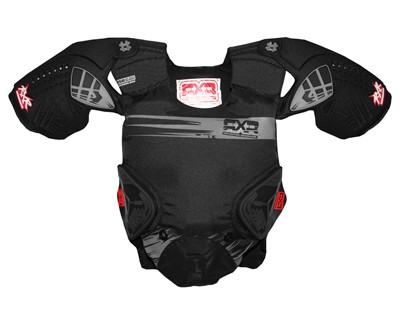 RXR-Chest Protector-Full blk