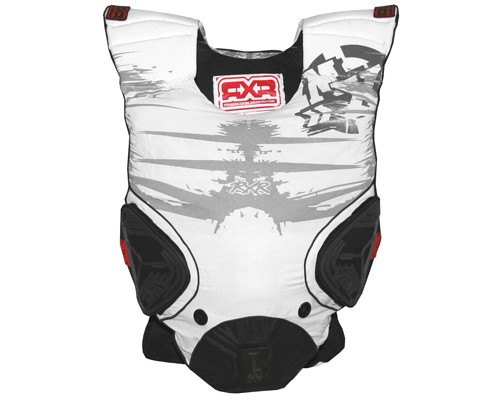 RXR-Chest Protector-Organic wht