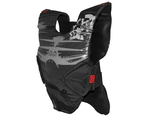 RXR-Chest Protector-Organic blk