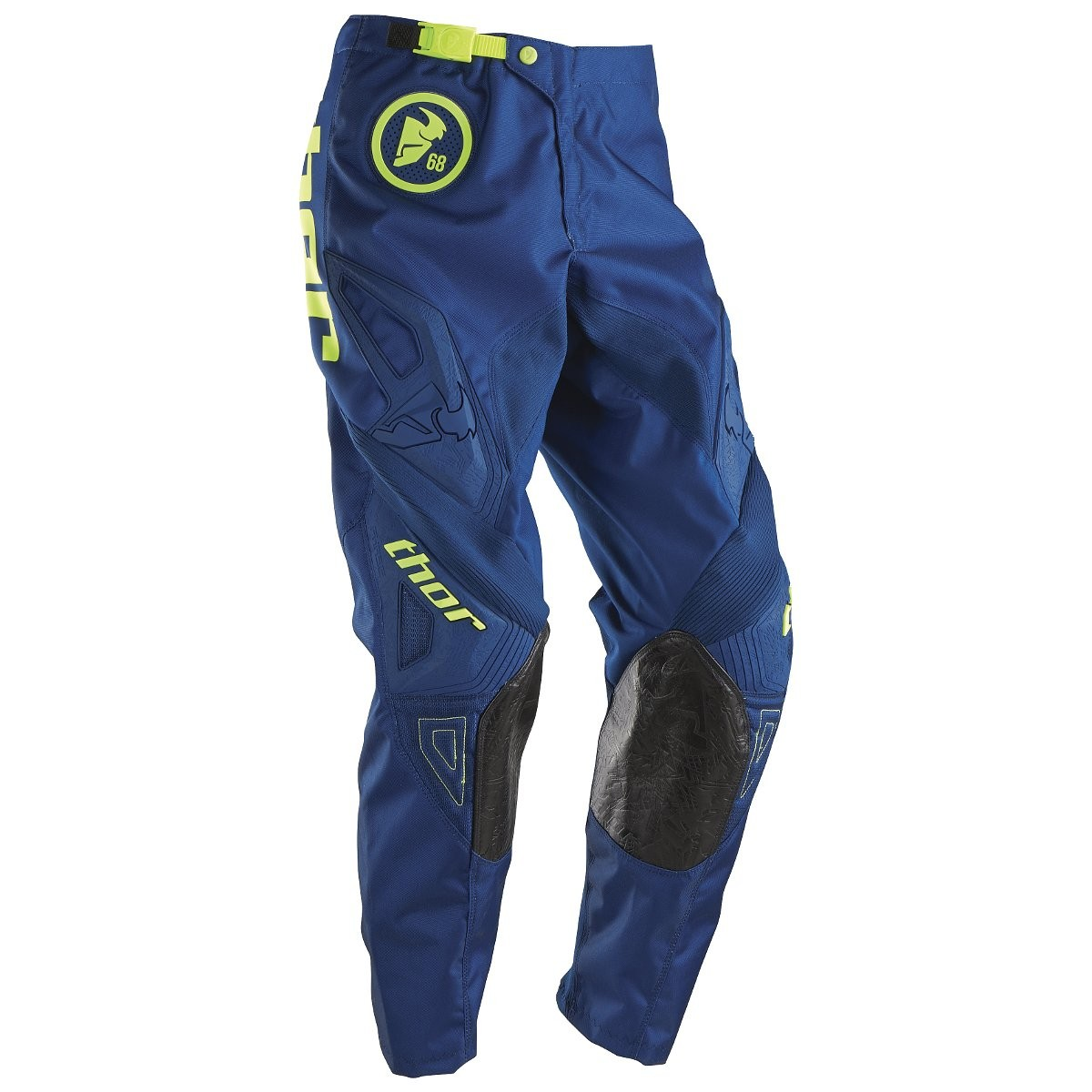 Navy/Lime