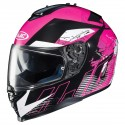 HJC IS-17 Blur Full-Face Street Helmet