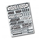 Answer Core Decal Kit