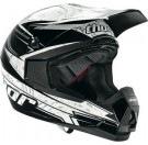 Thor Quadrant Stripe Helmet_black