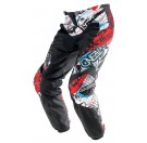 O'Neal Element Acid Pant Blue/Red