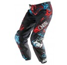 O'Neal Element Mutant Pant Red/Blue