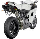Akrapovic Evolution Line Complete Systems - Yamaha