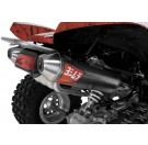 Yoshimura ATV RS-2 Aluminum Exhaust Systems