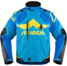ICON - Raiden DKR Jacket _Blue