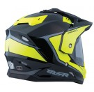 MSR Xpedition LX Helmet_Black/Hi-Viz Yellow