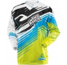 Answer Alpha Air Jersey - Blue/Green