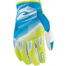 Answer Alpha Air Gloves - Blue/Green
