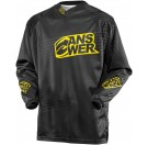Answer Elite Jersey - Black/Yellow
