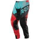 Answer Alpha Pants Adult - Black/Red/Green
