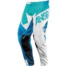 Answer Alpha Pant Adult - White/Blue
