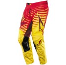 Answer Ion Pants - Red/Yellow