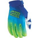 Answer Ion Gloves - Blue/Green
