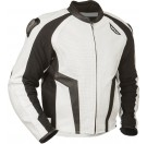 FLY-Apex Leather Jacket_white