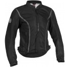 First Gear Contour Mesh Women's Jacket - Black