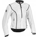 First Gear Contour Mesh Women's Jacket - White