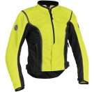 First Gear Contour Mesh Women's Jacket - Yellow