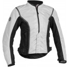 First Gear Contour Mesh Women's Jacket - Silver