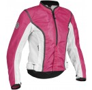 First Gear Contour Mesh Women's Jacket - Pink