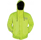Speed and Strength We, The Fast Waterproof Overshell_Hi-Vis