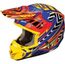 Fly Kinetic Pro Andrew Short Helmet