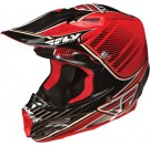 Fly F2 Carbon Canard Replica Helmet