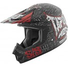 Speed and Strength - SS2400 Tapout Helmet_Black / Red
