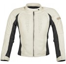 Speed and Strength - Speed Society Leather/Textile Women Jacket_Chrome