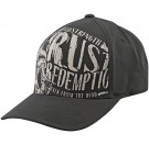 Speed and Strength - Rust & Redemption Cap Black