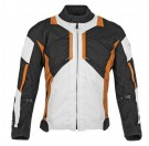 Speed and Strength Chain Reaction Textile Jacket_Black/Orange